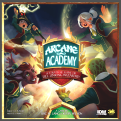 Square Banner - Arcane Academy