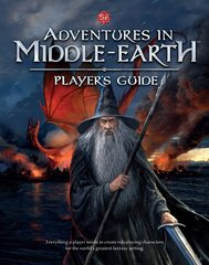 D&D 5th edition RPG: Adventures in Middle-Earth player's guide