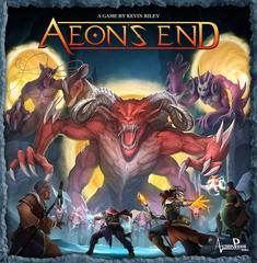Aeon's End: base/core deck-building game