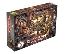 Infinity: Operation Red Veil (two-player starter battle box) corvus belli