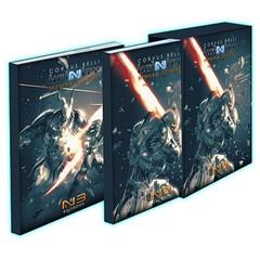 Infinity: Human Sphere N3 rulebook w/slipcase corvus belli