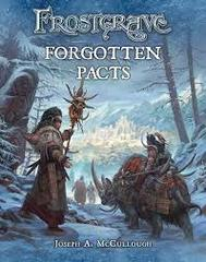 Frostgrave: Fantasy Wargames in the Frozen City Forgotten Pacts expansion book