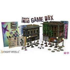 Batman Miniature Game: Suicide Squad Game Box Knight Models