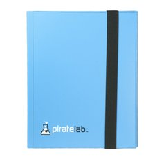 Pirate Lab: Blue Card Binder (20 9-card pages)