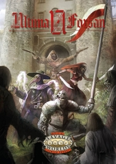 Savage Worlds Roleplaying Game RPG: Ultima Forsan setting book