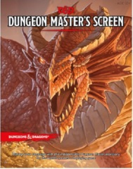D&D Next 5th edition: 5e Dungeons and Dragons RPG DELUXE Dungeon Master's Screen