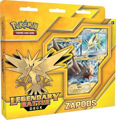 Pokemon TCG: Legendary Battle Deck - Zapdos