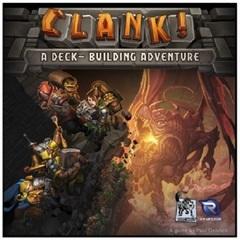 Clank! deck building game renegade studios