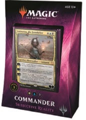 Commander 2018: Subjective Reality deck