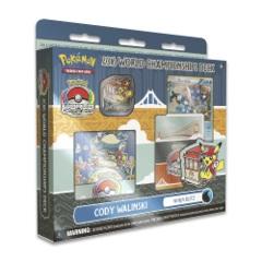 Pokemon TCG: Ninja Blitz 2016 World Championship Deck - Cody Walinski