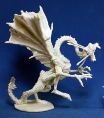 Reaper Bones Miniatures: Pathfinder Jabberwock 89016