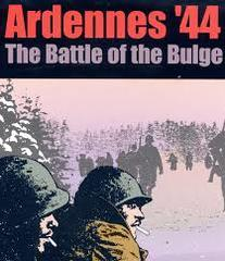 Ardennes '44: Battle of the Bulge board game GMT (2nd printing)