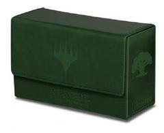 MTG: Ultra Pro Green mana matte flip DUAL Deck Box