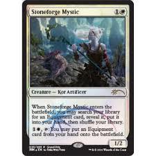 Stoneforge Mystic - 2016 Grand Prix FOIL Promo