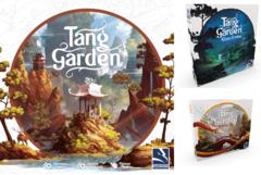 Tang Garden: board game deluxe kickstarter edition IN HAND