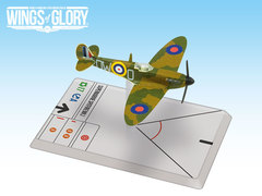 Wings of Glory: Supermarine Spitfire Mk.I ares