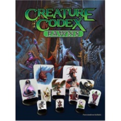 Dungeons and Dragons 5th edition: PRESALE Creature Codex Pawns Collection kobold press