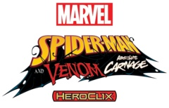 Heroclix: Spider-Man and Venom - Absolute Carnage booster brick (10-count)