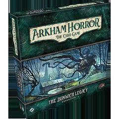Arkham Horror LCG: living card game Dunwich Legacy deluxe expansion FFG