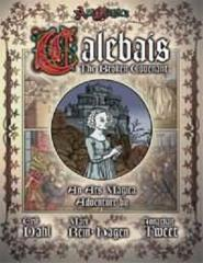 Ars Magica RPG: Calebais, The Broken Covenant adventure module atlas games