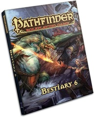 Pathfinder RPG Roleplaying Game: Bestiary 6