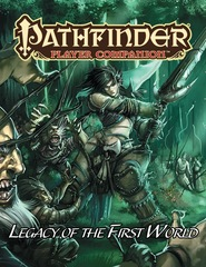 Pathfinder Roleplaying Game RPG: PRESALE Legacy of the First World