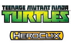 Heroclix: TMNT Teenage Mutant Ninja Turtles Shredder's Revenge booster pack
