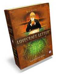 Lovecraft Letter: a Love Letter board card game AEG