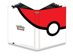 Pokemon: Pokeball 9-pocket binder