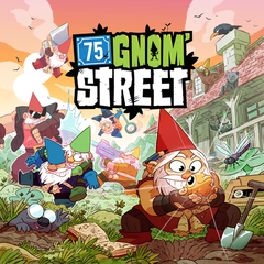 75 Gnom' Street: PRESALE board game coolminiornot