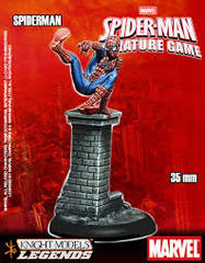 Spider-Man Miniature Game: Spider-Man Knight Models
