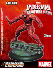 Spider-Man Miniature Game: Daredevil Knight Models