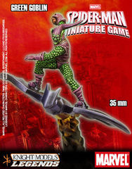 Spider-Man Miniature Game: Green Goblin Knight Models