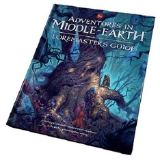 D&D 5th edition RPG: Adventures in Middle-Earth Loremaster's Guide