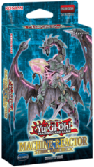 Yu-Gi-Oh! TCG: Machine Reactor Structure Deck konami