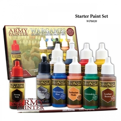 The Army Painter: Warpaints 2017 Hobby Starter Paint Set WP8020