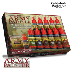 The Army Painter: Quickshade Washes set WP8023