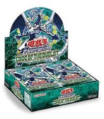Yu-Gi-Oh! TCG: PRESALE Code of the Duelist Booster Display (24-ct)