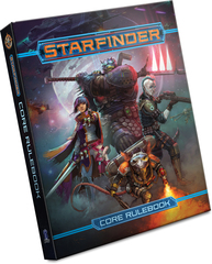 Starfinder Roleplaying Game RPG:  base/core rulebook paizo
