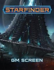 Starfinder Roleplaying Game RPG: Gamemaster's GM Screen paizo