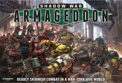 Shadow War - Armageddon: base/core board game games workshop