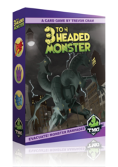 3 to 4 Headed Monster: PRESALE board game tasty minstrel