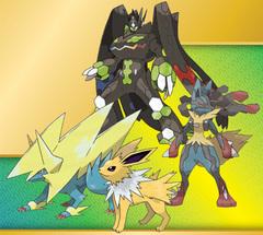 Pokemon TCG: PRESALE EX Mega Powers Collection Box