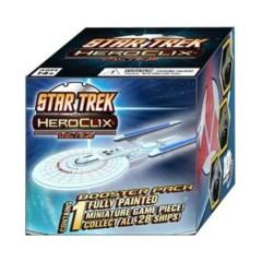 Heroclix: Star Trek Tactics series 1 I gravity feed booster pack