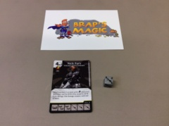 Marvel Dice Masters: Nick Fury, Schemes Upon Schemes #117 (rare)