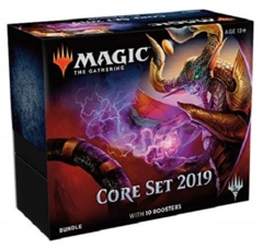 Core Set 2019 Magic M19 Bundle
