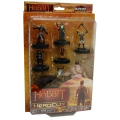 Heroclix The Hobbit: An Unexpected Jounrney Epic Campaign Starter Set