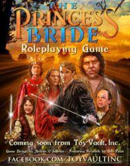 The Princess Bride RPG: PRESALE core rulebook
