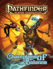 Pathfinder Player Companion RPG Roleplaying Game: Champions of Balance