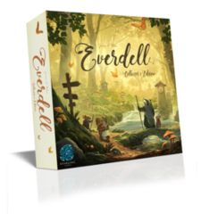 Everdell: Collector's Edition board game (in hand) core set